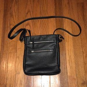 Nice Crossbody Black River Wilson Leather Purse